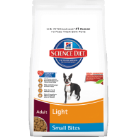 Science Diet K9 Adult Light Small Bites 33lb