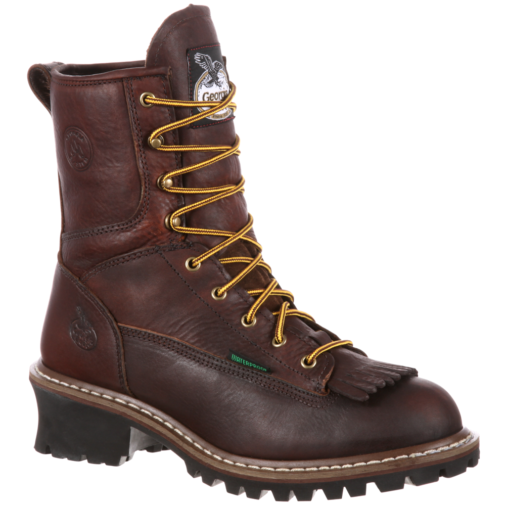 Georgia Men's Waterproof Logger G7113