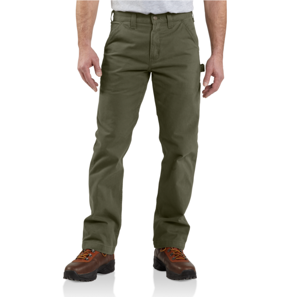 Carhartt Relaxed Fit Washed Twill Dungaree B324ARG