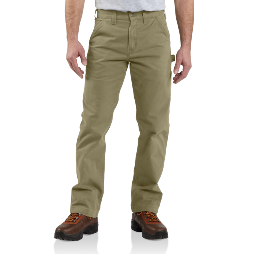 Carhartt Relaxed Fit Washed Twill Dungaree B324DKH