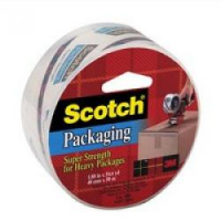 2x55yd Clear Pack Seal Tape 12