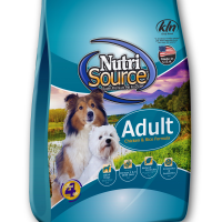 Nutrisource Chicken and Rice Adult Formula Dry Dog Food 33lb