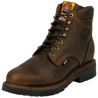 Justin Men's J-Max Lace Up Steel Toe 439