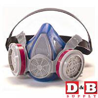 Toxic Dust Respirator        6