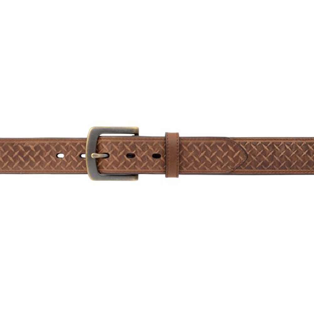 Georgia Men's Brown Work Belt GB162