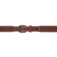 Georgia Men's Dark Brown Work Belt GB117