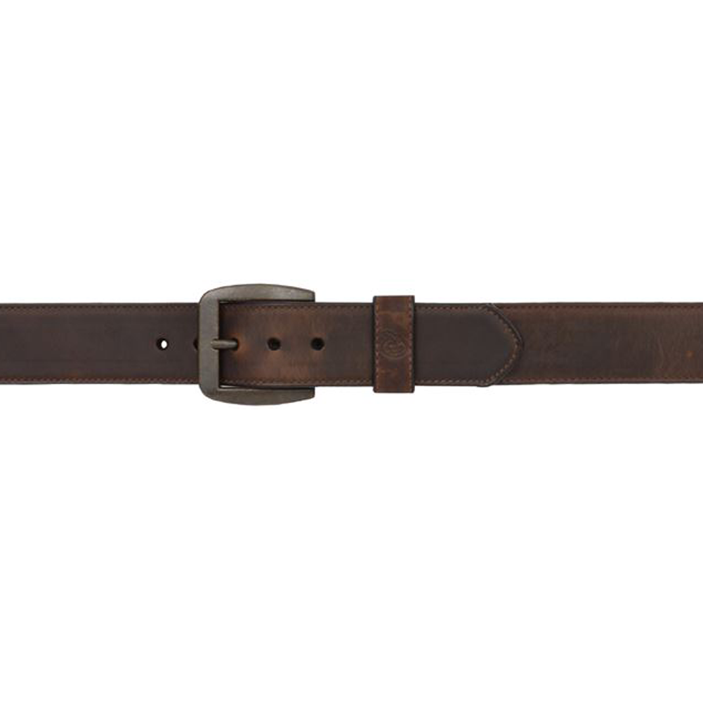 Georgia Men's Dark Brown Work Belt GB146