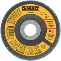 T29 Flap Disc 40grit 4.5x7/8in