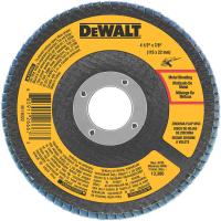 T27 Flap Disc 80grit 4.5x7/8in