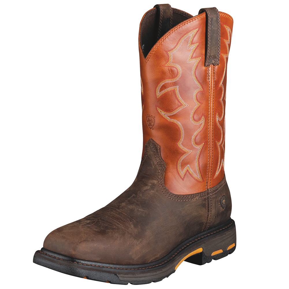 Ariat Men's Workhog Steel Toe 10006961