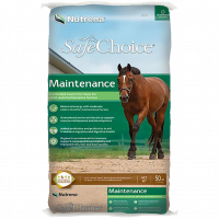Nutrena Safe Choice Maintenance 12% Pelleted Horse Feed 50lb