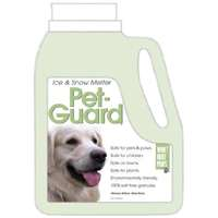 Petguard Ice Melt 8 Lb