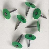 Plastic Cap Ringshank Nail 2k