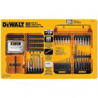 Dw 80pc Pro Drill/drive Set