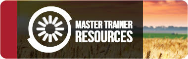 Master Trainer Resources