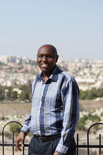 Francis Kamau
