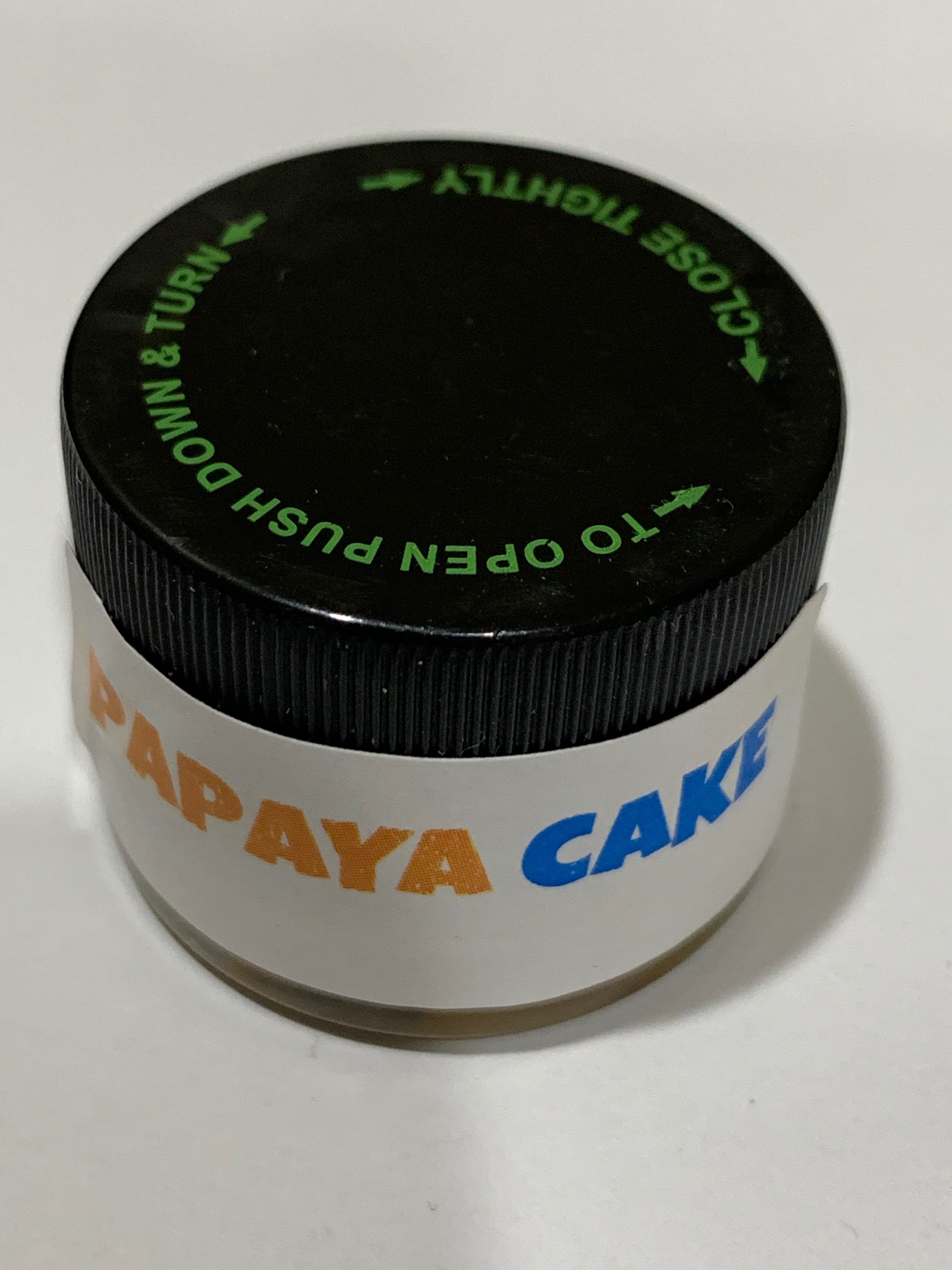 BADDER  - PAPAYA CAKE  Product Image
