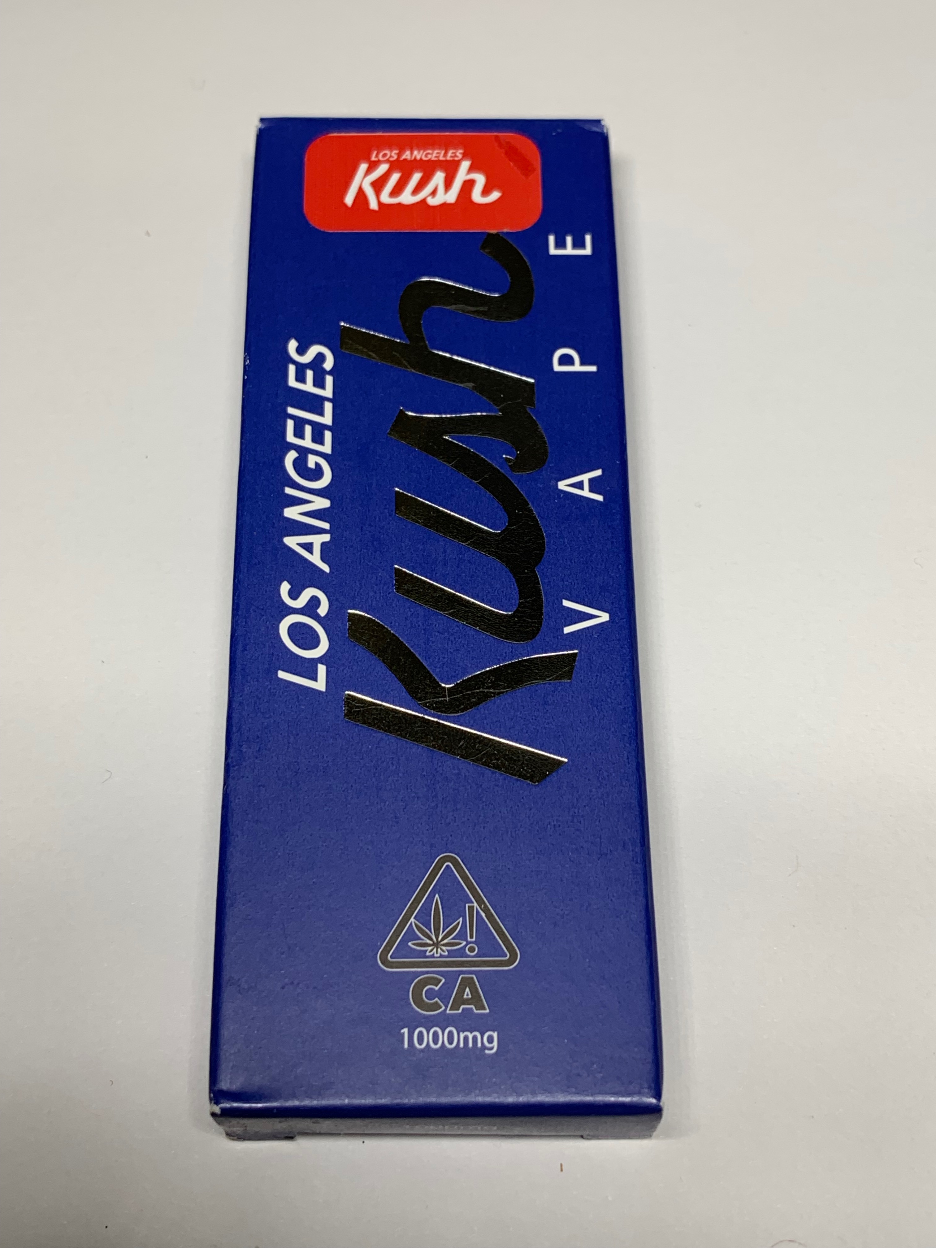 LOS ANGELES KUSH  - REDBOX  Product Image