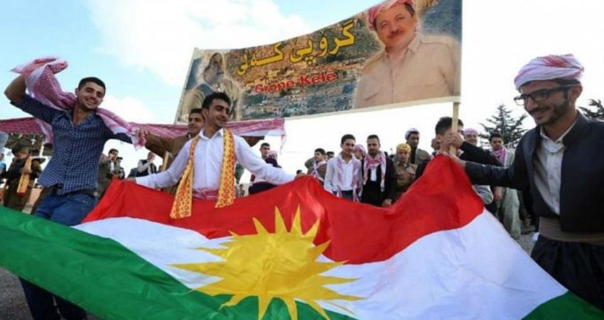 Iraqi Kurds vote for independence. Barzani: Our borders lie where our tanks stop