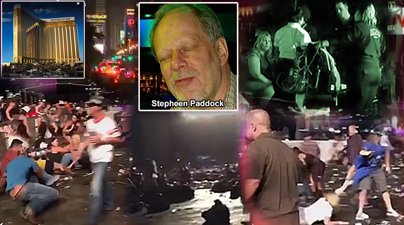 Le tueur de Las Vegas a fait des repérages dans d'autres villes