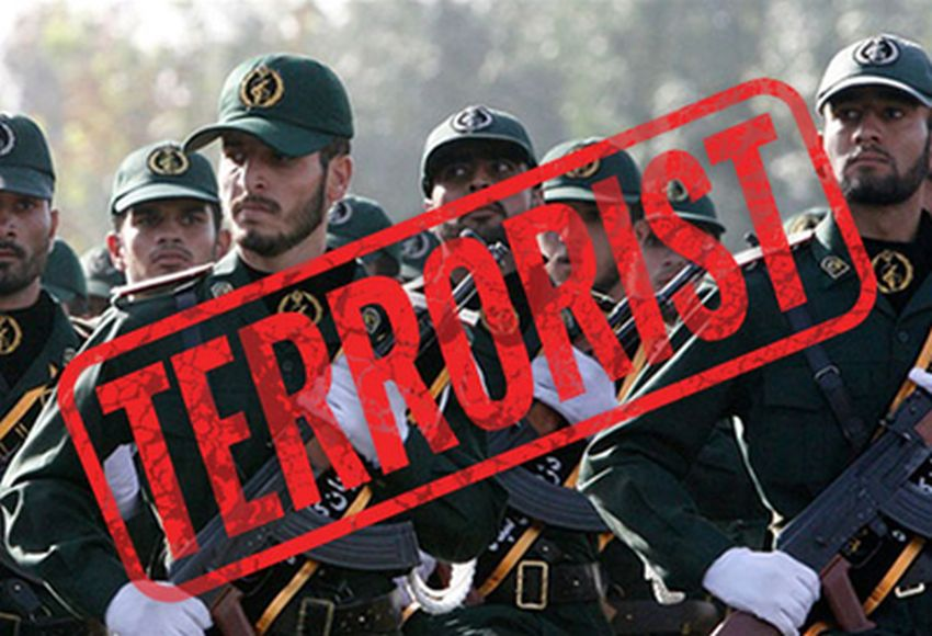 Trump terminates Iran appeasement, targets Rev Guards