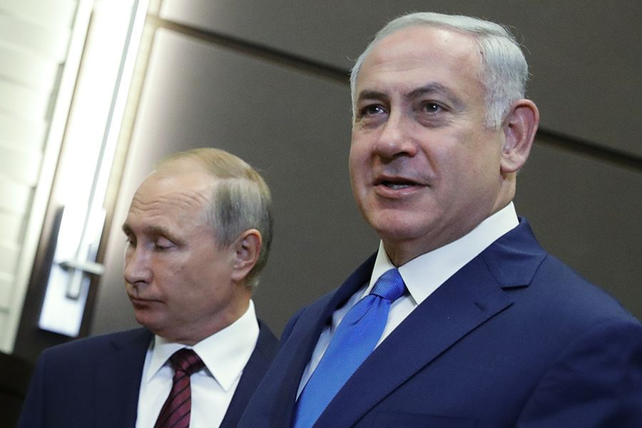 Putin and Netanyahu focus on Kurdistan crisis after Iran's successful maneuver in Kirkuk