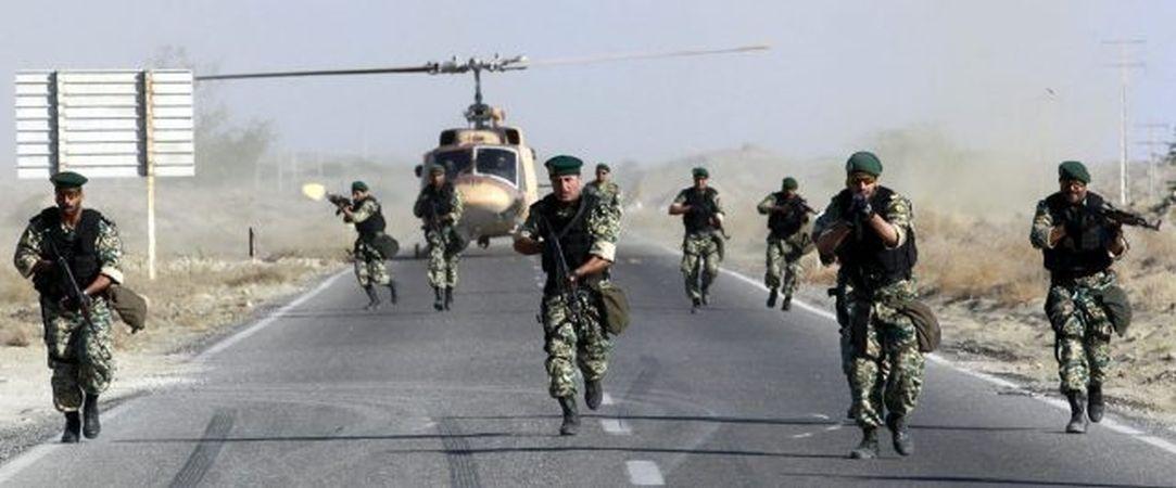 Iranian commandos take over elite Syrian army unit