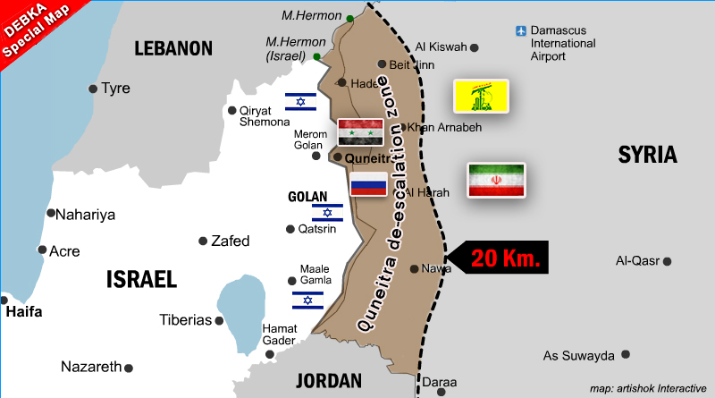 New trump putin deal on syria grants iranhizballah free movement in debkafile a major israeli concession made it possible for moscow to walk off with a big gain for its allies in the nov8 trump putin memorandum for syria gumiabroncs Images