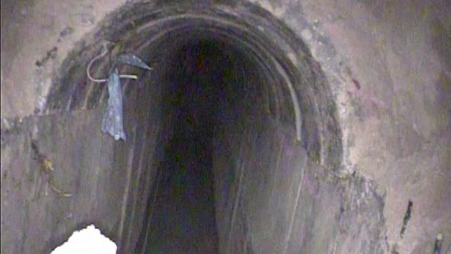 IDF uncovers and destroys another Palestinian terror tunnel