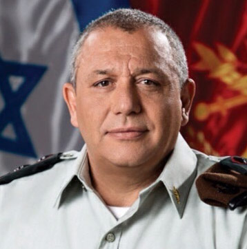 Israeli top soldier's restraint vs Gaza's rockets sends wrong signal to enemies in the north