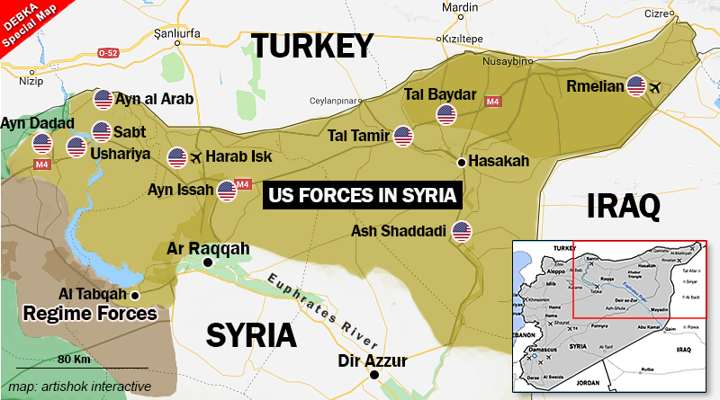 trump flipflop us bases to stay in post war syria for blocking russian iranian consolidation