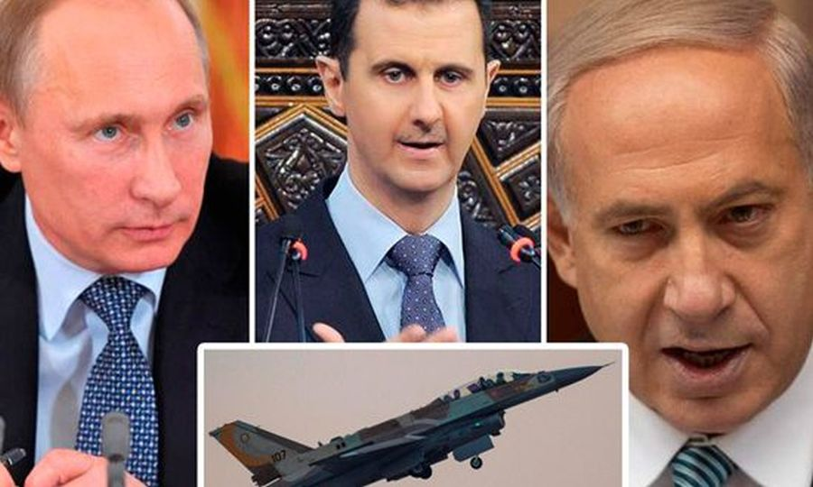 Moscow implies Israel air offensive hit Iranian, Syrian, Hizballah targets