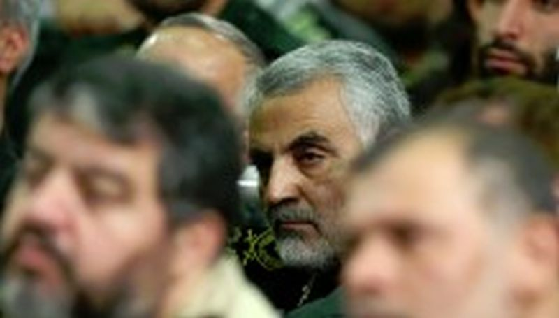 Soleimani to Gaza terrorists: Missiles against Israel are not enough