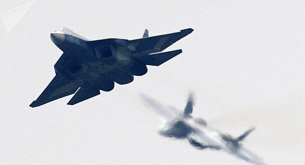 "Russian lawmaker: Su-57 in Syria as ""deterrent"" for neighbors' overflights"