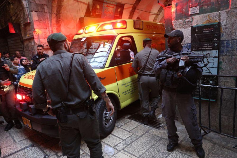 Palestinian terror resurgent. Third Israeli death in three days