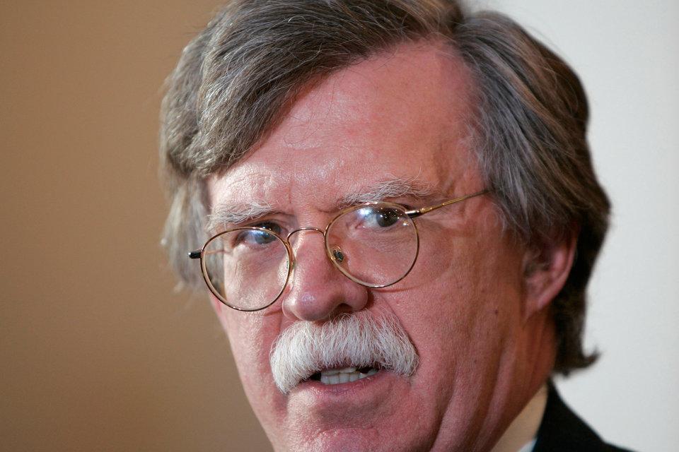Trump chooses hawkish John Bolton as national security adviser