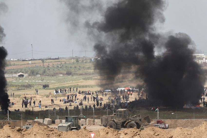 IDF must grab the initiative to curb Hamas' violent assaults on the Gaza border