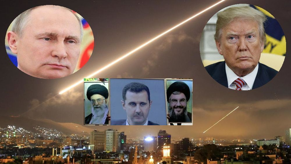 Russia, Iran prepare multi-level response for US-led precision strike on Syria