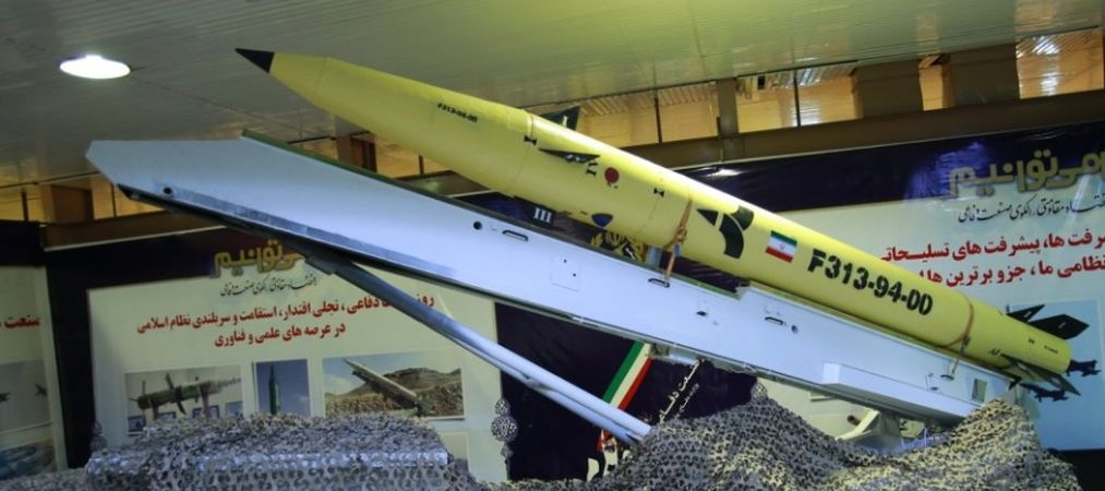 Constant flow of Iranian missiles replenishes arms destroyed by Israel, including new Fateh 313