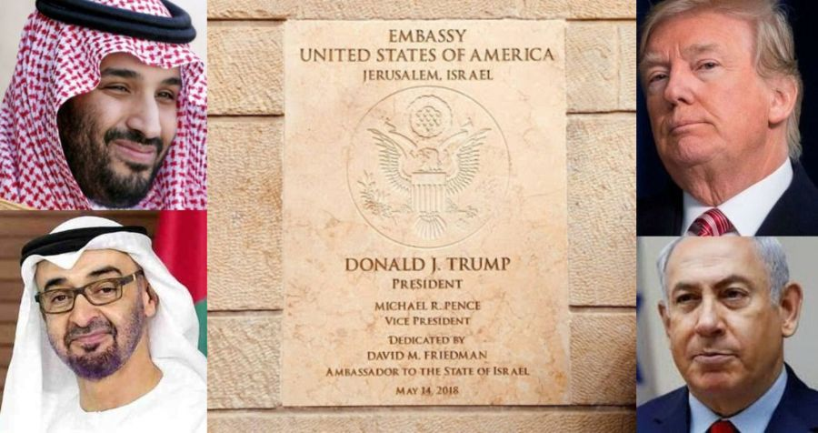 Trump ME peace plan: Half West Bank for Palestinians, Abu Dis as capital