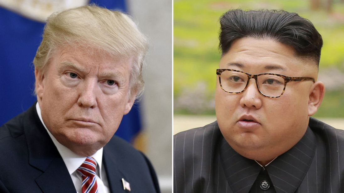Trump cancels summit with NKorean leader, places US armed forces on the ready