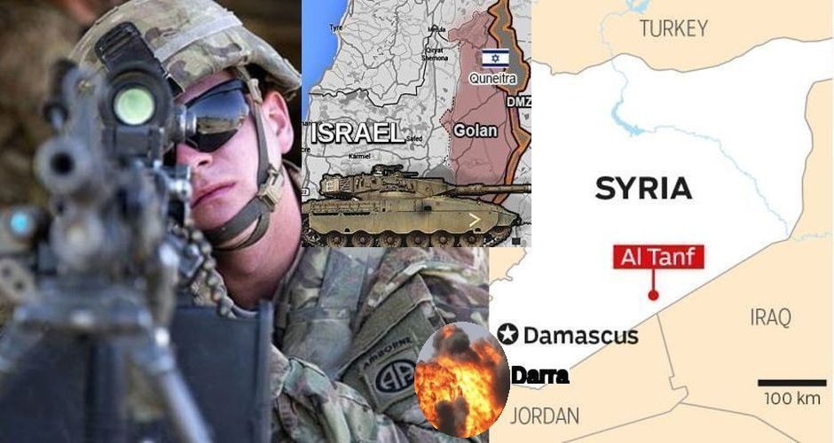 Failed Israeli-Russian deal opens SW Syria to Syrian bombardment, Iranian/Hizballah presence