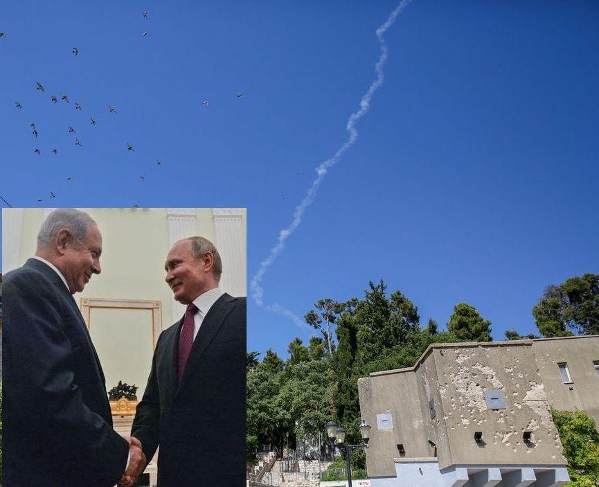 Israeli-Syrian armed duel over Quneitra has begun