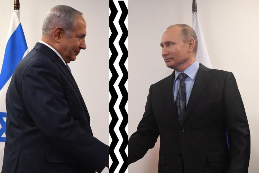 "With breakdown of Russian-Israeli ""understandings"" for S. Syria, Israel will strike Iranian targets"