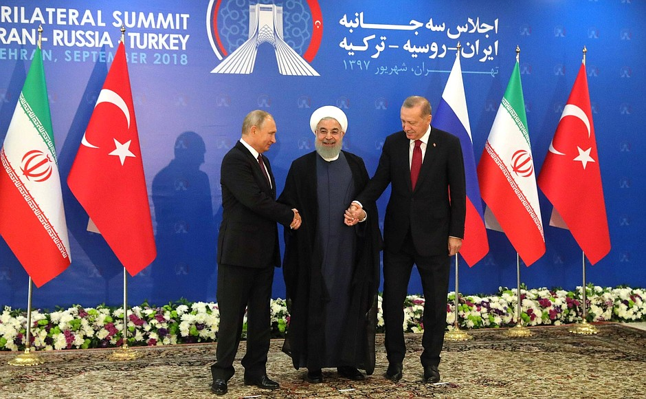Post-war Syria destined to be sanctions-busting hub, the Russian-Iranian-Turkish summit decides