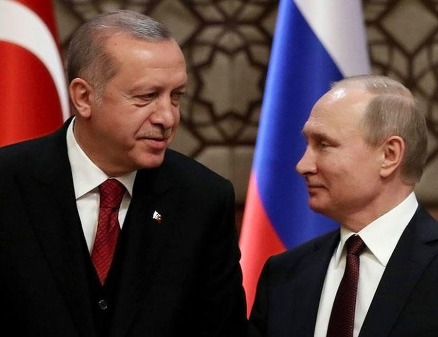 Putin meets Erdogan at Sochi to cut a separate deal for Idlib