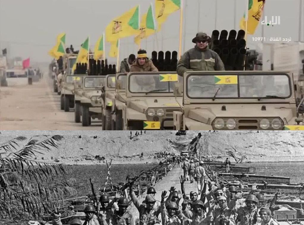 Allowing Iran's land bridge to Syria – an Israeli mistake like ignoring Egyptian and Syrian 1973 war preparations