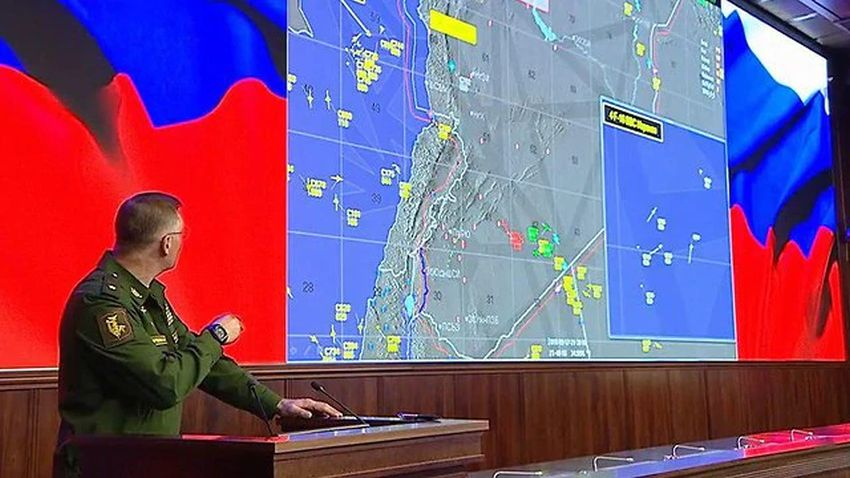 IDF and Russian army on collision course in Syria
