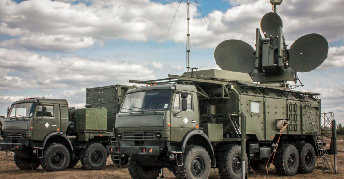 Russia's first Krasukha-4 electronic warfare unit lands in Syria. It can jam spy satellites, enemy radar - DEBKAfile