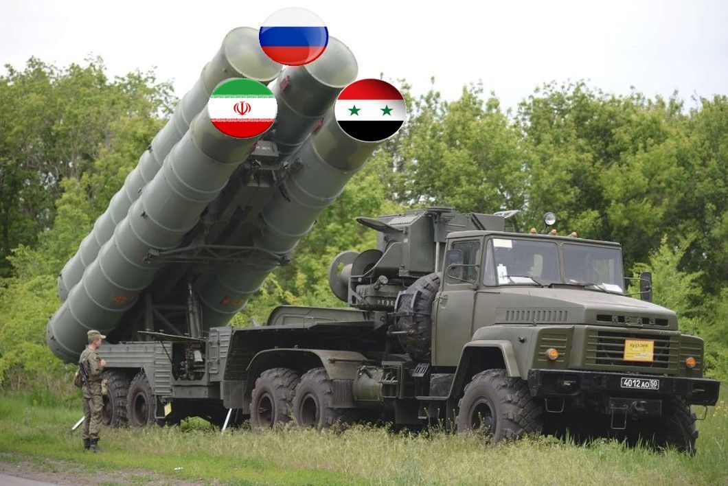 Russia imports Iranian teams for S-300s in Syria – 24 launchers in all. Shocked alarm in US, Israel
